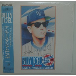 Joel, Billy - Laserdisc - JAP - Live At Yankee Stadium