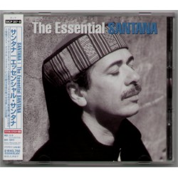 Santana - 2 CD - JAP - The Essential