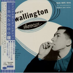 Wallington, George - LP - JAP - Showcase - BLUE NOTE