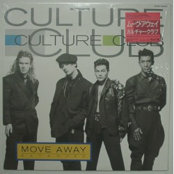 "Culture Club - 12""- JAP - Move Away"
