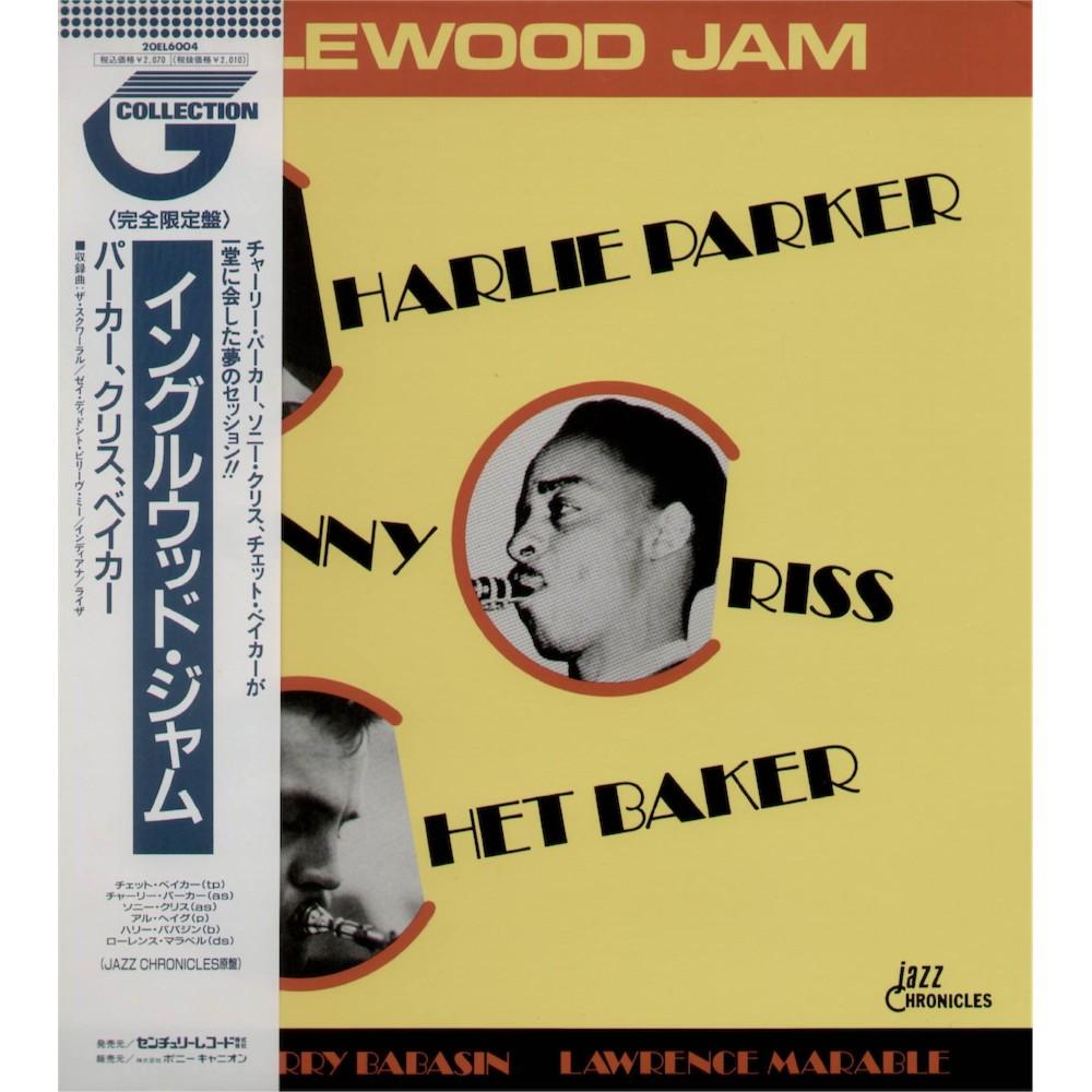 Parker, Criss, Baker- LP - JAP - Inglewood Jam