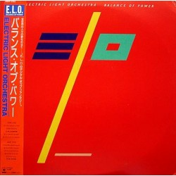 Electric Light Orchestra - ELO - LP - JAP - Balance of Power