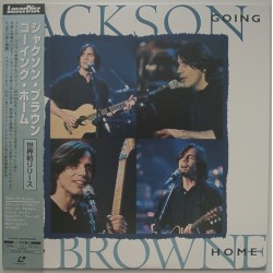 Browne, Jackson - Laserdisc - JAP - Going Home