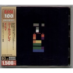 Coldplay - CD - JAP - X & Y - PROMO