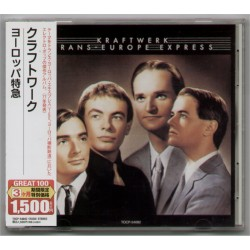 Kraftwerk - CD - JAP - Trans Europe Express