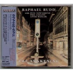 Rudd, Raphael - CD - JAP - Collins The Awakening - SEALED