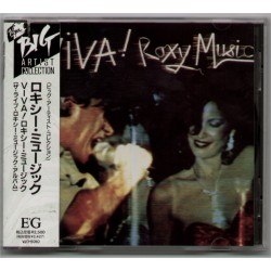 Roxy Music - CD - JAP - Viva!