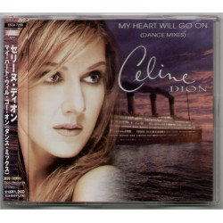 Dion, Celine - CD - JAP - My Heart Will Go On