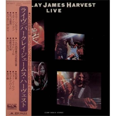 Barclay James Harvest  - 2 LP- JAP - Live
