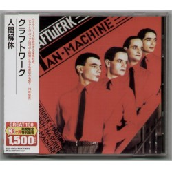 Kraftwerk - CD - JAP - The Man Machine
