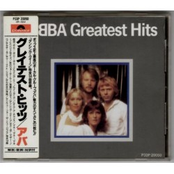 Abba - CD - JAP -  Greatest Hits