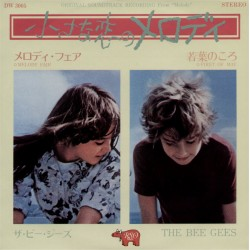 """Bee Gees - 7""""  JAP - First Of May"""