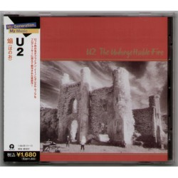 U2 - LP - JAP - The Unforgettable Fire