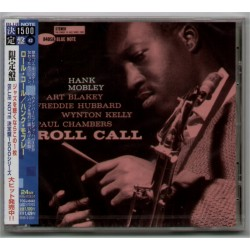 Mobley, Hank -  CD - JAP - Roll Call - Sealed