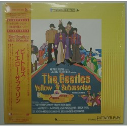 Beatles - LD - JAP - Yellow Submarine