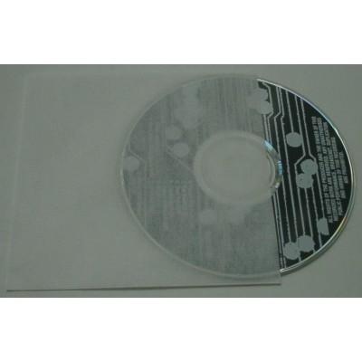 100 Stück - JAP - CD Katta Innen Folie / Inside Sleeve