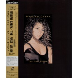 Carey, Mariah - Laserdisc - JAP - The First Vision