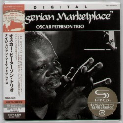 Peterson, Oscar - CD - JAP - Nigerian Marketplace - SEALED