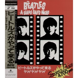 Beatles - LD - JAP -  A Hard Days Night