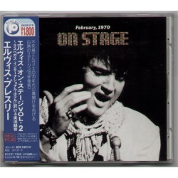 Presley, Elvis - CD - JAP - On Stage February, 1970