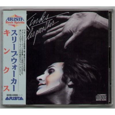 Kinks - CD - JAP -  Sleepwalker