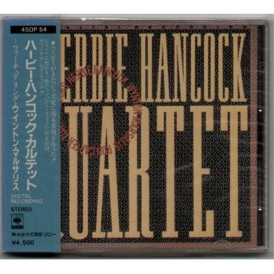 Hancock, Herbie - CD - JAP - H.H.Quartet - SEALED