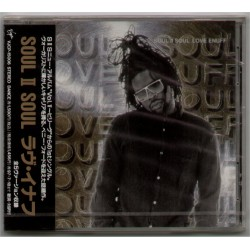 Soul II Soul - CD - JAP - Love Enough - SEALED