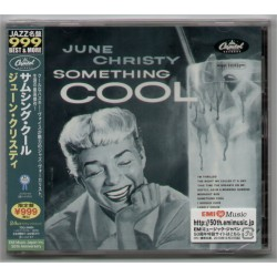 Christy, Juns - CD - JAP - Something Cool - SELAED