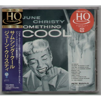 Christy, June - CD - JAP - Something Cool - SELAED