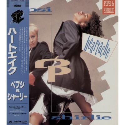 "Pepsi & Shirle - 12"" JAP - Heartache"