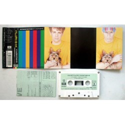 Pet Shop Boys - CD - JAP - Introspective
