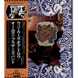 Allman Brothers Band - LP - JAP - Win. Lose Or Draw