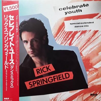 "Springfield, Rick - 12"" JAP - Celebrate Youth"