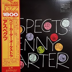 Carter, Benny - LP - JAP - Aspects