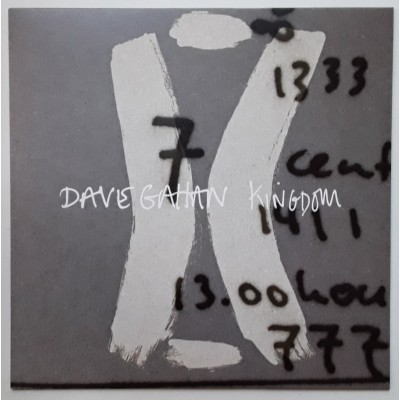 "Depeche Mode - Dave Gahan - 12"" - EU - Kingdom"