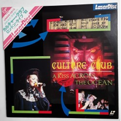 Culture Club - LP - JAP - Kissing To Be Clever