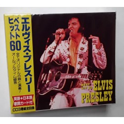Presley, Elvis - 3 CD - JAP - Peace In The Valley - The Complete Gospel - SEALED