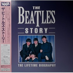 Beatles - Laserdisc - JAP - The Beatles Story
