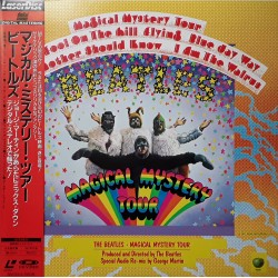 Beatles - Laserdisc - JAP - Magical Mystery Tour