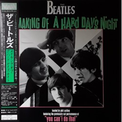 Beatles - LD - JAP - Making of A Hard Day's Night