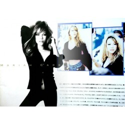 Carey, Mariah - Tourbook - JAP - 1996 Japan Tour