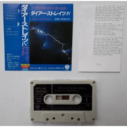 Dire Straits - MC - JAP - Love Over Gold
