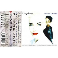 Eurythmics - CD - JAP - We Too Are One - PROMO
