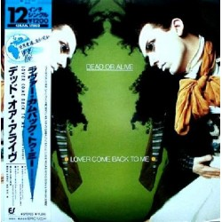 "Dead Or ALive - 12"" - JAP - Lover Come Back To Me"