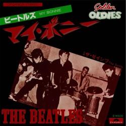 """Beatles - 7"""" JAP - JAP - My Bonnie"""