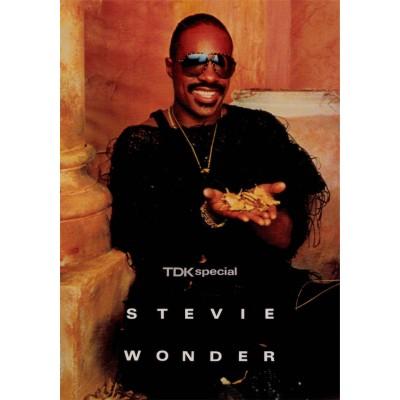 Wonder, Stevie - Tourbook - JAP - 1985 Japan Tour