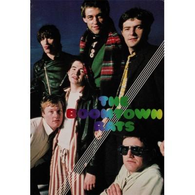 The Boomtown Rats - Tourbook - JAP - 1980 Japan Tour