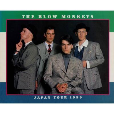 The Blow Monkeys - Tourbook - JAP - 1989 Japantour
