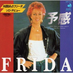 "Abba - Frida - 7""- JAP - I Know There Som"