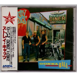 Stray Cats - CD - JAP - Gonna Ball